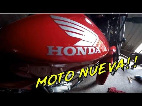 ME COMPRE MOTO NUEVA!!||HONDA CG TITAN 150KS||PERREMOTOVLOG