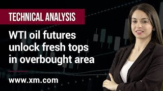 Technical Analysis: 23/04/2019 - WTI Oil Futures Unlock Fresh Tops In Overbought Area