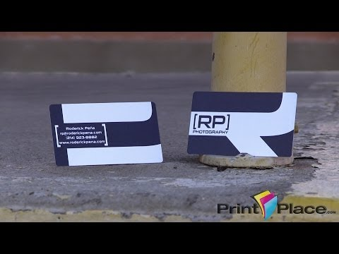 Business Cards from PrintPlace.com