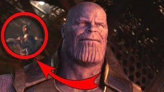 Marvels versteckte Nachrichten, die du nicht bemerkt hast. Avengers: Infinity War