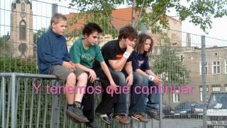 Tokio Hotel - Jung Und Nicht Mehr Jugendfrei (sub. español)