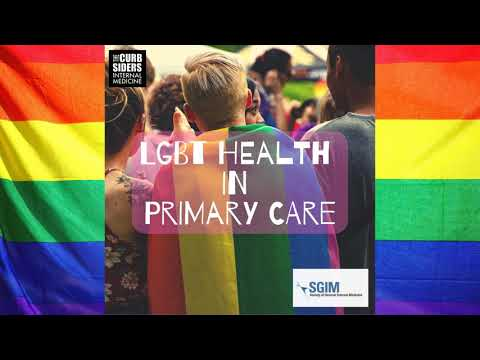#155 LGBT Health in Primary Care