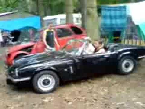 Triumph GT6 starting - смотреть онлайн на Hah Life