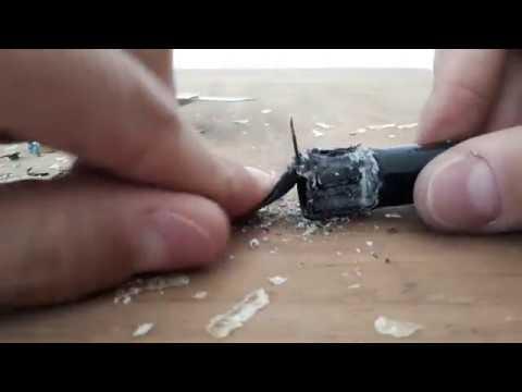 La pesca e preparazione del pesce di video allaperto