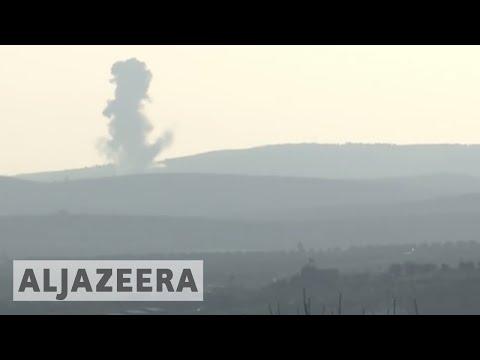 ?? Afrin: Turkey battles Kurds over key mountain