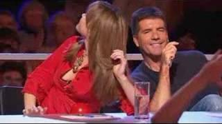Dean Wilson singer/dancer   Britains got talent 4th week
