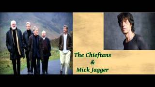 The Long Black Veil - The Chieftans & Mick Jagger