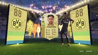 Pierwszy i ostatni pack opening na TOTY | WALKOUT 88+!!!!! - FIFA 18