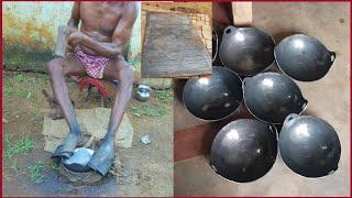 Blacksmith very hardly working in india || Amazing and hard work || भारत के लोहार का अदभुत कलाकारी