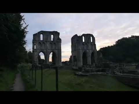 Roche Abbey History: Paranormal Investigation