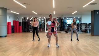 Muito Calor Ozuna & Anitta Zumba Choreography By Zumba In London With Papi UK