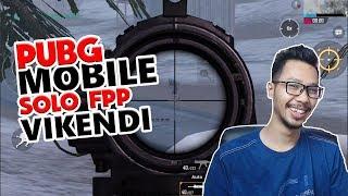 FPP VIKENDI (PENGUMUMAN GIVEAWAY) - PUBG MOBILE INDONESIA
