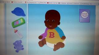 Nick jr: take care of baby Little Bill