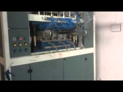 Hydraulic Thermoforming Machine