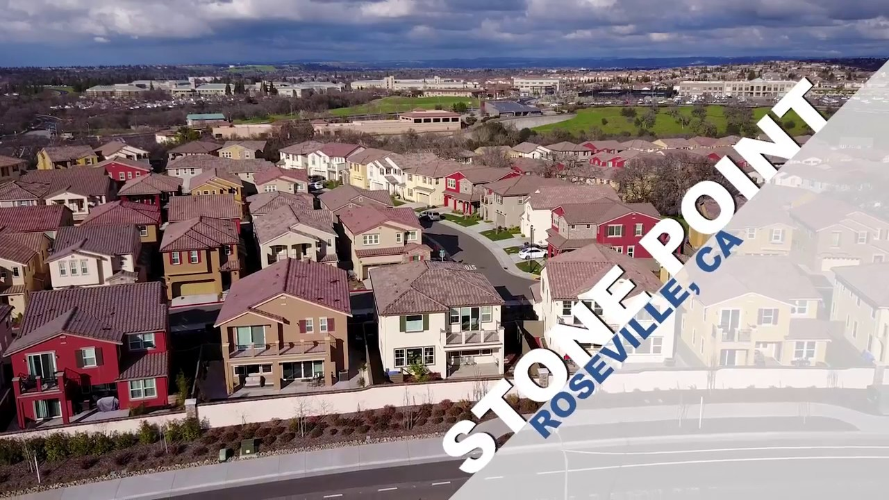 Video: New Homes in Roseville, California | Fantastic Sacramento Location