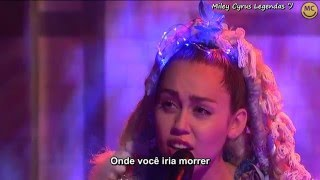 Miley Cyrus - Twinkle Song [Live on SNL] [Legendado] ᴴᴰ