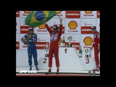 Brazil 1991 Extended Highlights | Race 1000