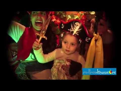 """Espectáculo Piratas """"el tesoro de isla amazonas"""""""