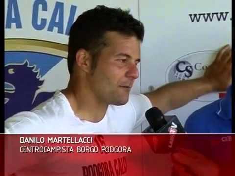 immagine di anteprima del video: Eccellenza: Podgora Calcio 1950 vs Tor Sapienza - Interviste
