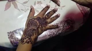 Vlog 12: Mehendi Night And Parching (Patching) Lawa | Taste Of Trini