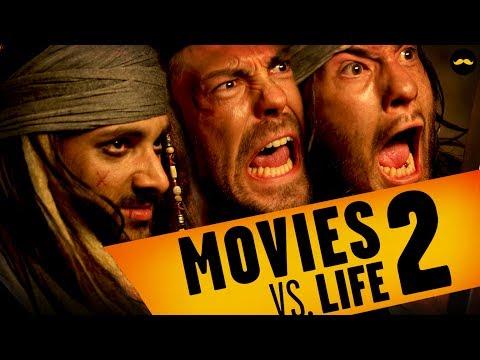 Sự khác biệt giữa phim và đời thực