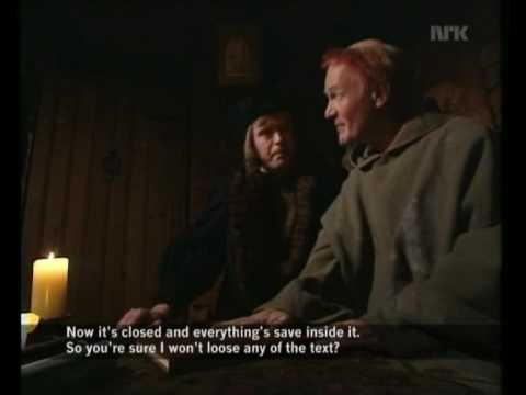 Medieval helpdesk with English subtitles