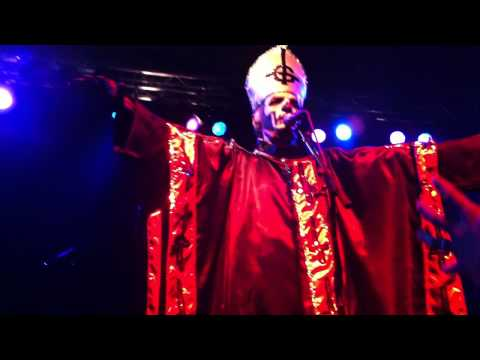 Ghost - Ritual (LIVE) Hammer of Doom Festival 4 online metal music video by GHOST