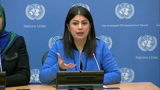 Press Conference: Arab Women's experiences (13 March 2018)
