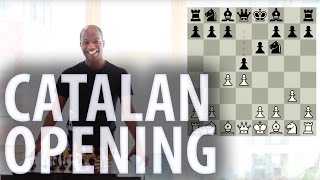 Chess openings - Catalan Opening