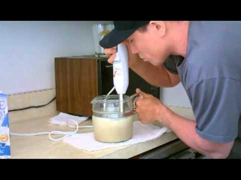 Πως γίνεται το σπιτικό γάλα ρυζιού