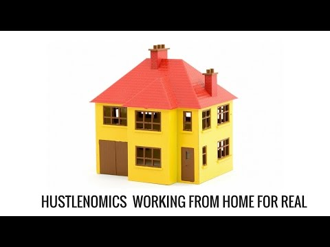 HOW to WORK FROM HOME  and make REAL MONEY in 2015