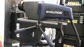 Evolution 42mm Magnetic Drill: How to use a Mag Drill!