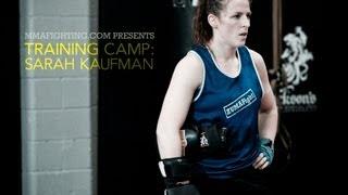 Training Camp Journal: Sarah Kaufman