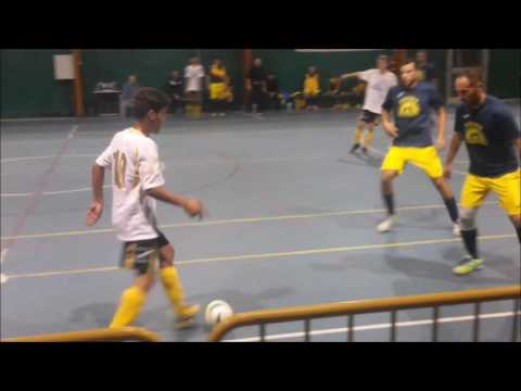 Preview video Atletico Pressana C5 - Cartura A.S.D.