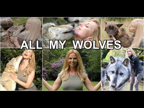 all my wolves with wolfgirl anneka svenska