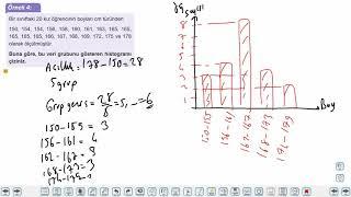 Eğitim Vadisi 9.Sınıf Matematik 34.Föy Verilerin Grafikle Gösterilmesi Konu Anlatım Videoları