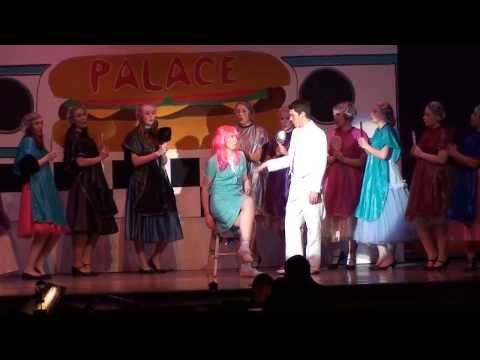 Grease~ Beauty School Drop Out cover~Dylan Cragle
