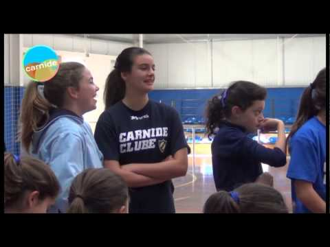 Ep. 181 - Carnide Clube na final do campeonato distrital de sub 14 feminino