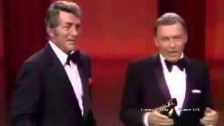 Frank Sinatra and Dean Martin - I Get a Kick Out of You.