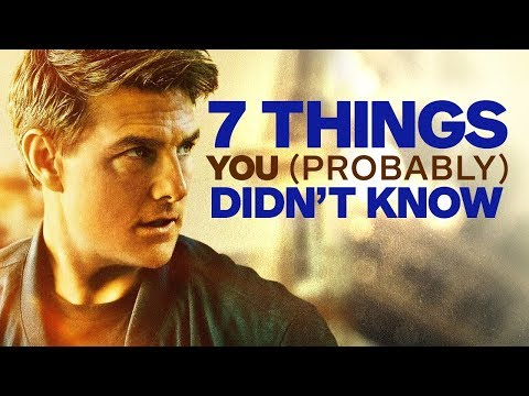 7 Things You (Probably) Didn't Know About Mission: Impossible!