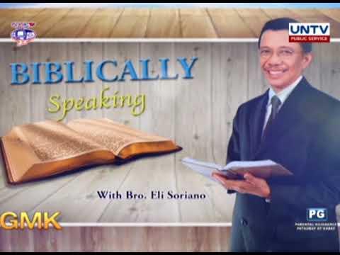 [UNTV] Ano ang dapat gawin pag mayroong tukso? Papaano ito iiwasan o lalabanan? | Biblically Speaking