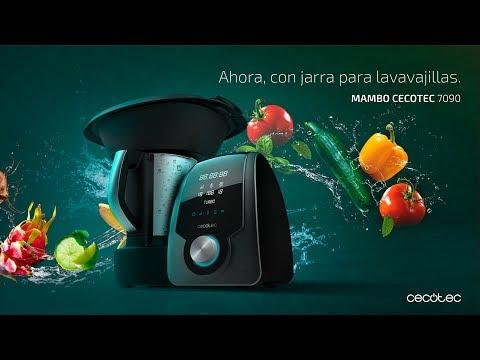 Robot de cocina Mambo Cecotec 7090 Cecotec