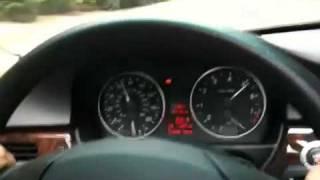 BMW 328i 0-70 mph