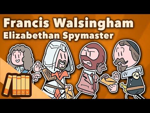 Francis Walsingham – alžbětinský mistr špionáže