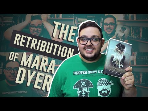 The Retribution of Mara Dyer (sem spoilers) + Unboxing
