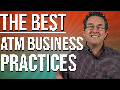ATM Business Best Practices