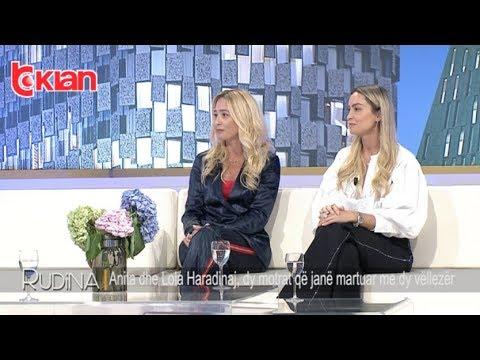 Rudina - Anita dhe Lola Haradinaj, dy motrat qe jane martuar me dy vellezer! (05 tetor 2019)
