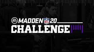 Madden NFL 20 Challenge - Semifinals and Final