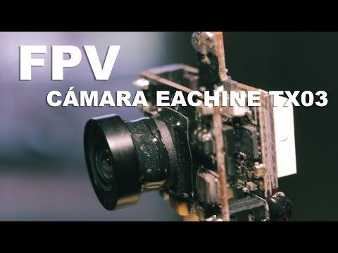 cámara-eachine-tx03--primer-vistazo-y-unboxing