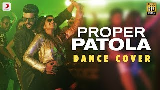 Gambar cover Proper Patola – Official Dance Cover Video |Badshah |Diljit Dosanjh | Aastha Gill |Bollyshake